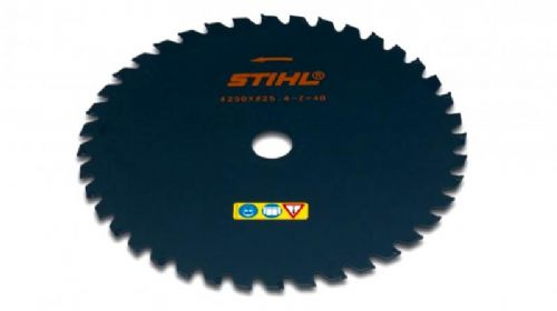 Genuine Stihl grass blade 250mm (40T)  4000 713 3806